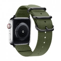 EQ Apple Watch Band Size 42/44MM (OCT1031) -  Army Green