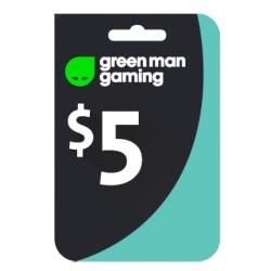 Green Man Gaming Gift Card $5 in Kuwait | Buy Online – Xcite