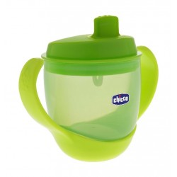 Chicco Meal Cup For Babies From 12 Month + - Green