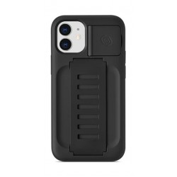 Grip2u Boost iPhone 12 Mini Cover - Charcoal
