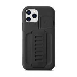 Grip2u Boost iPhone 12 Max Cover - Charcoal