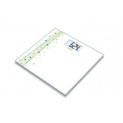 Beurer GS 201 Soda Glass Bathroom Scale