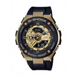 Casio G-Shock G-Steel Analog-Digital Sport Watch (GST-400G-1A9DR)