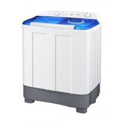 Haeir 12 KG Twin Tub Washing Machine (HWM130-1127S) - White