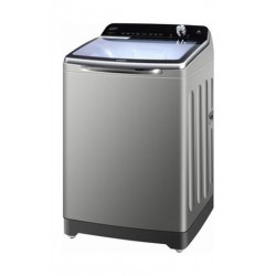 Haier 10.5kg Top Load Washing Machine - Silver