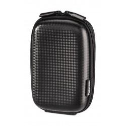 Hama Carbon Style Camera Case - 60H Size (23139) - Black