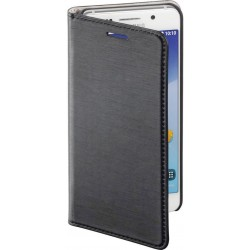 Hama Booklet Slim Cover Case For Galaxy A3 2017 (178728) - Grey
