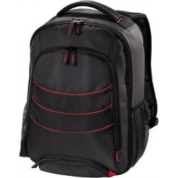 Hama Camera Backpack Miami 190 (126682) - Black/Red