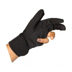 Vibe Professional The 3 Finger Glove (DSQUPXXXBTY82797) - Black