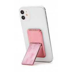 HANDLstick Marble Smartphone Holder - Pink