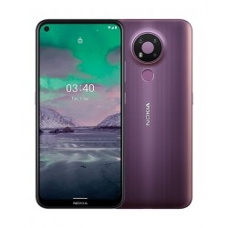 Nokia 3.4 32GB Dual Sim Phone - Purple