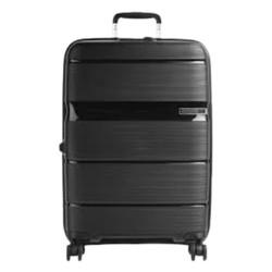 American Tourister Linex 55 CM Hard Luggage - Black