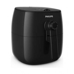 Philips 1425W Viva Collection TurboStar Air Fryer (HD9621/91) – Black