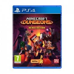 Minecraft Dungeons Hero Edition PS4 Game in Kuwait | Buy Online – Xcite
