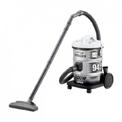 Hitachi Drum Vacuum Cleaner 2000W – Grey (CV-945Y)