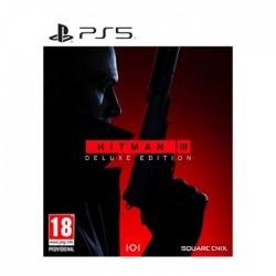 Hitman III Deluxe Edition PS5 Game in Kuwait | Buy Online – Xcite
