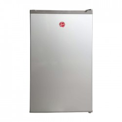 Hoover 4.2 CFT Single Door Refrigerator (HSD92-S) - Silver