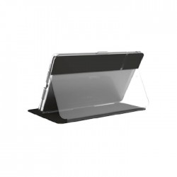 Speck Balance Folio 10.2-inch iPad Case - Black / Clear