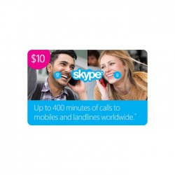 Skype Card $10