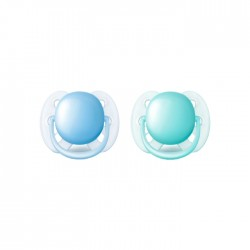 Buy Philips Avent 2 Pack Ultra Soft Pacifier
