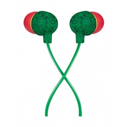 House of Marley Little Bird In-Ear Headphones - Rasta