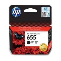 HP Ink 655 Black Ink