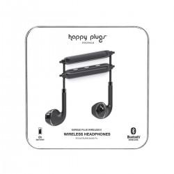 Happy Plugs Wireless Earbud Plus II (HP-7621) - Black