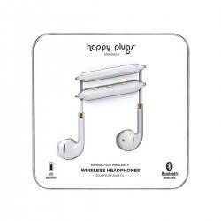 Happy Plugs Wireless Earbud Plus II (HP-7622) - White