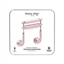Happy Plugs Wireless Earbud Plus II (HP-7623) - Pink/Gold
