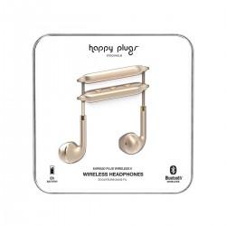 Happy Plugs Wireless Earbud Plus II (HP-7624) - Matte Gold