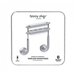Happy Plugs Wireless Earbud Plus II (HP-7625) - Space Grey