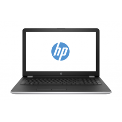 HP 15-BS002NE 15.6-inch Laptop Silver - Front View 1