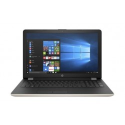 HP 15-BS014NE 15.6-inch Laptop Gold - Front view 1