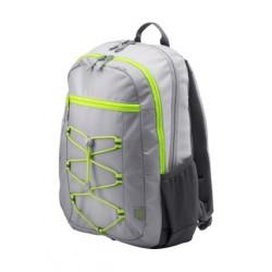 HP 15.6 Active Backpack (1LU23AA) - Grey/Neon Yellow