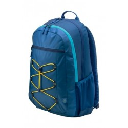 HP 15.6 Active Backpack (1LU24AA) - Blue/Yellow