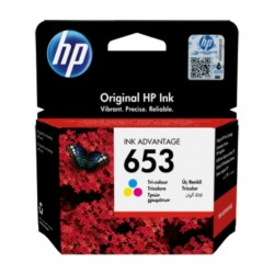 HP 653 Original Tri-Colour Ink Cartridge in Kuwait | Buy Online – Xcite