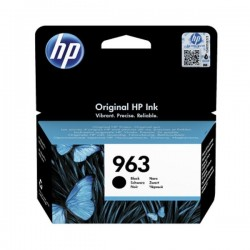 HP Ink 963 Black Ink