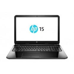 "HP Notebook 15 Intel Core i7 8GB RAM 256GB SSD 15.6"" Laptop (15-DY1048NR) - Black"