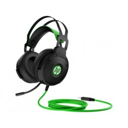 HP Pavilion Wired Gaming Headset 600 - Black/Green