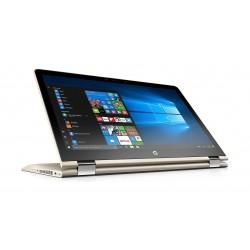 HP Pavilion x360 Core i5 8GB RAM 1TB HDD + 128GB SSD 14 Inch FHD Touch Convertible Laptop (14-CD1004NE) - Gold