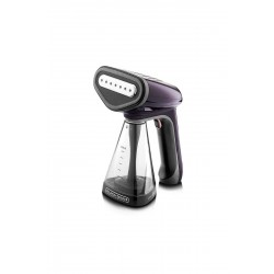 Black+Decker Handheld Garment Steamer (HST1500-B5)