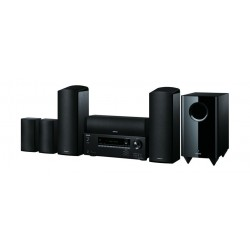 Onkyo HT-S5805(B) 5.1.2Ch Home Theater System with Bluetooth - 100W