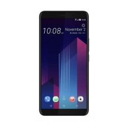 HTC U11 Plus 128GB Phone - Ceramic Black