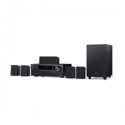 Onkyo 5.1-Channel Home Theater System (HT-S3910) - Black