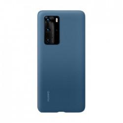Huawei P40 Pro Silicone Back Case (51993799) - Dark Green