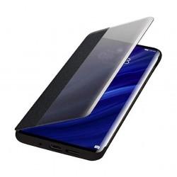 Huawei P30 Pro Smart View Flip Wallet Cover (51992882) - Black