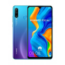 Huawei P30 Lite 128GB Phone - Blue 2