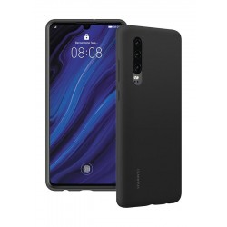 Huawei P30 Pro Silicone Back Case (51992844) - Black