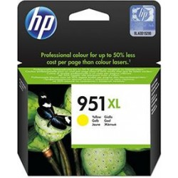 HP Ink 951XL Yellow Ink