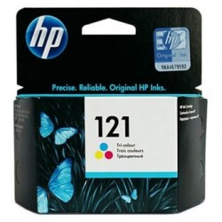 HP Ink 121 Tri Color Ink